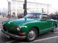 VW Karmann Ghia Youngtimer
