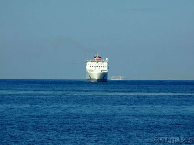 Stena Nordica i dalej Crown Princess