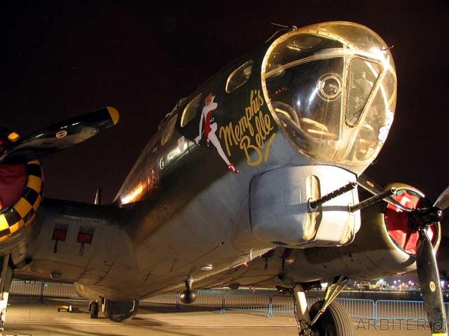 Boeing B 17 Memphis Belle Czyli ślicznotka Z Memphis