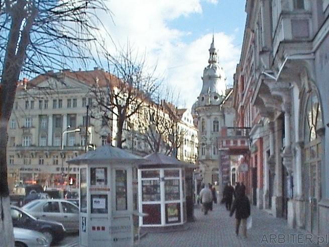 Cluj Napoca Rumunia Arbiter Pl