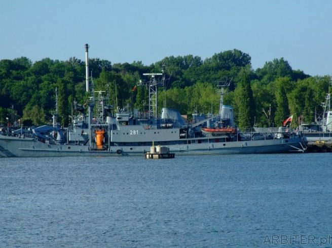 Port Wojenny Gdynia Arbiter Pl