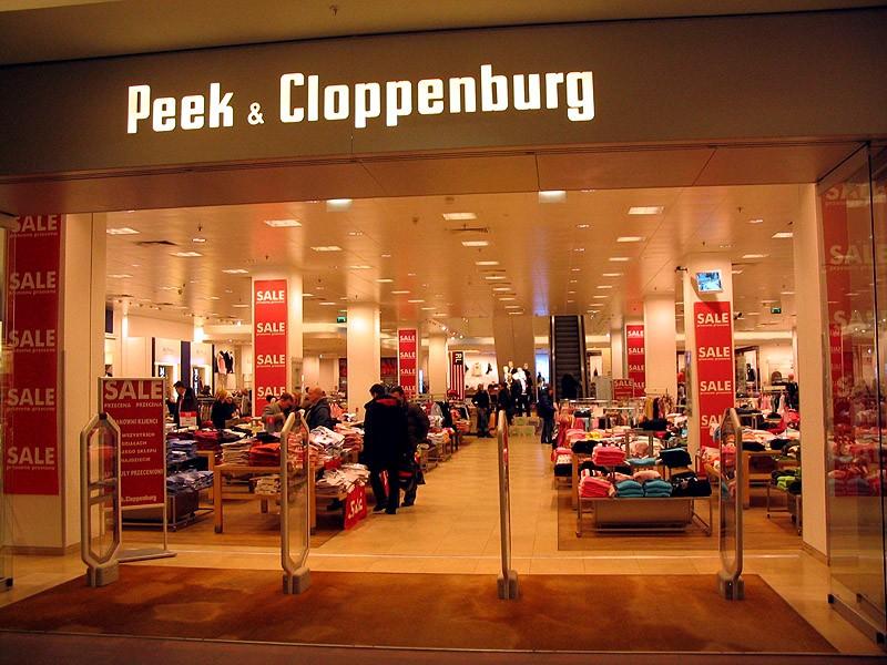 Peek Und Cloppenburg Kaiserslautern