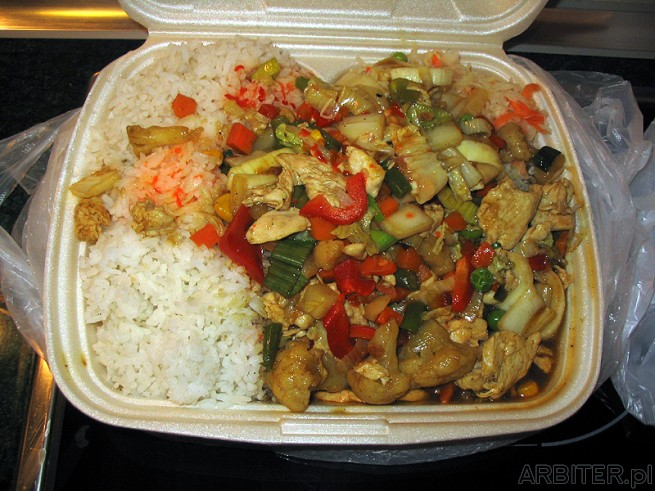 Kuchnia Chińska I Wietnamska Kurczak W 5ciu Smakach