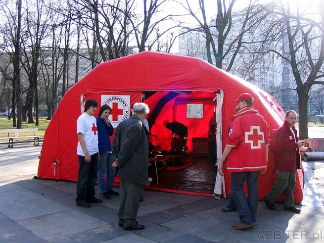 Ratownictwo Polski Czerwony Krzyż Arbiter Pl