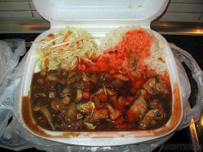 Kuchnia Chińska I Wietnamska Wersja 2 Kurczak W 5ciu